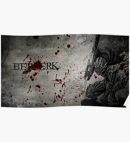 Berserk Demons [UltraHD] Poster
