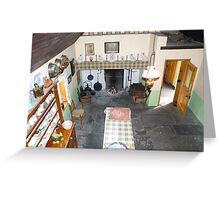 Bunratty kitchen Greeting Card