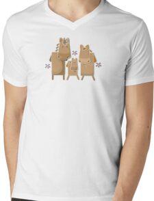 Pinata Party Ponies TShirt Mens V-Neck T-Shirt