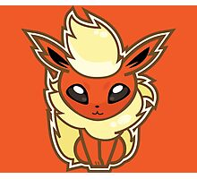 Flareon Photographic Print
