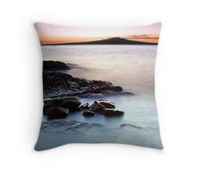 Stepping Stone Throw Pillow