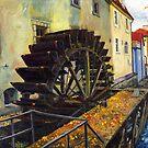 Prague Chertovka 01 by Yuriy Shevchuk