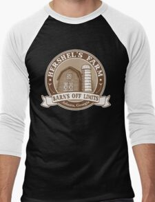 Hershel's Farm Men's Baseball ¾ T-Shirt