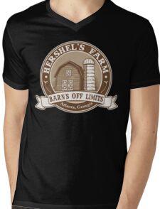 Hershel's Farm Mens V-Neck T-Shirt