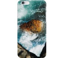A rush of the Mediterranean iPhone Case/Skin