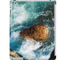A rush of the Mediterranean iPad Case/Skin