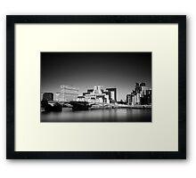 Invigilation Vol. II @londonlights Framed Print