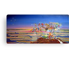 The Anthropocentric Tree. Canvas Print