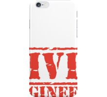 8th Day Civil Engineers T-shirt iPhone Case/Skin