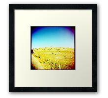 Jindabyne Framed Print