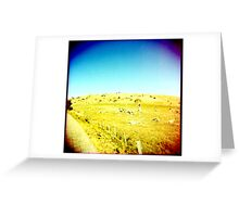 Jindabyne Greeting Card