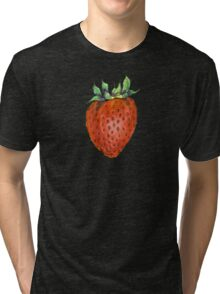 Strawberry Tri-blend T-Shirt
