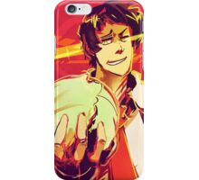 he did it for the lols iPhone Case/Skin