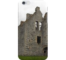 Glenbuchat castle iPhone Case/Skin