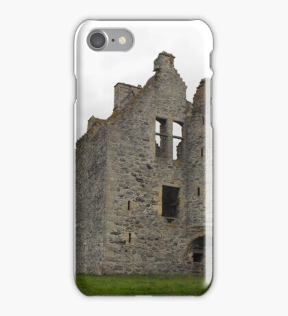 Glenbuchat castle iPhone Case/Skin