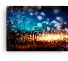 The Magic of 03:00 Canvas Print