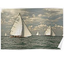 Sail on by Poster