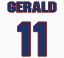 National baseball player Gerald Laird jersey 11 by imsport