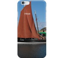Floaty Sailing Thing iPhone Case/Skin