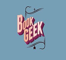 Book Geek- Blvd Text by BookConfessions