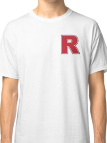 Red Letter R Classic T-Shirt