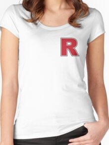 Red Letter R Women's Fitted Scoop T-Shirt