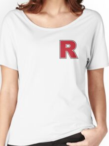 Red Letter R Women's Relaxed Fit T-Shirt