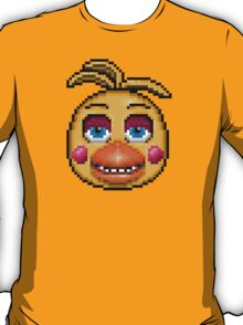 Five Nights at Freddy's 2 - Pixel art - Toy Chica T-Shirt