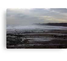 Looking Towards Whitby Canvas Print