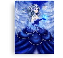 Winter princess 2 Canvas Print