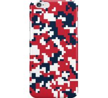 Boston Baseball Camo Design iPhone Case/Skin