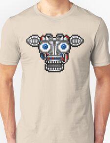 Five Nights at Freddy's 2 - Pixel art - Endoskeleton Unisex T-Shirt