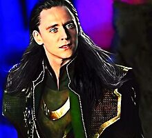 Loki - There Are No Men Like Me V by DeMoy