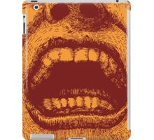 Scream iPad Case/Skin