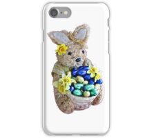Happy Easter Bunny iPhone Case/Skin