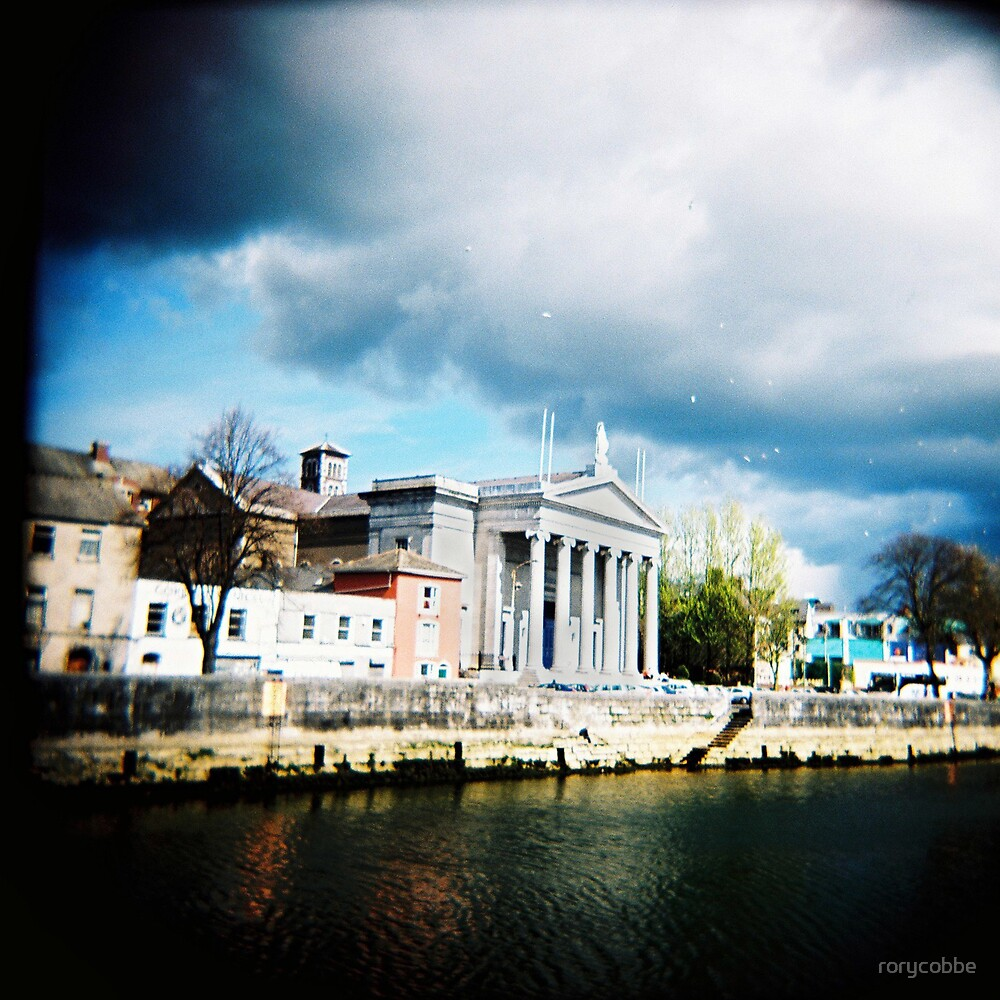 St. Mary's After Oglandby by rorycobbe