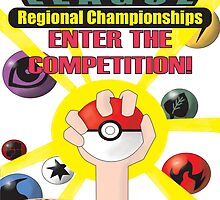 Pokémon League Regional Championships by pieperview