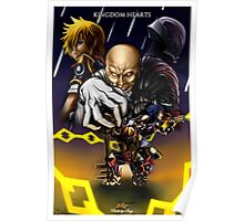 Kingdom Hearts - Birth By Sleep Poster