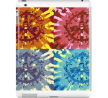 Peaceful Collage iPad Case/Skin