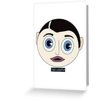 Frank Sidebottom Greeting Card