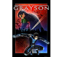 Legacy of Grayson Photographic Print