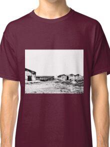 Island Caprera: military archeology Classic T-Shirt