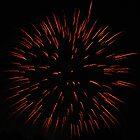 Fireworks - Warp Speed by Paul Gitto