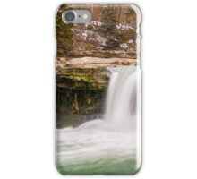 Spring Thaw at the Upper Cataract iPhone Case/Skin