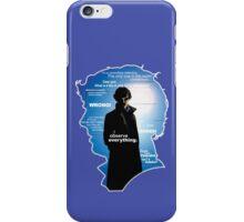 Sherlock: Series One iPhone Case/Skin