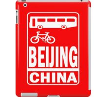 BEIJING iPad Case/Skin
