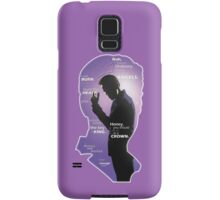 Sherlock: Series Two Samsung Galaxy Case/Skin