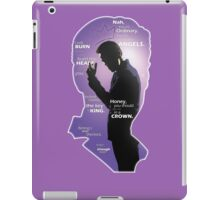 Sherlock: Series Two iPad Case/Skin