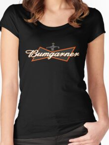 Bumgarner - The King Of Baseball Women's Fitted Scoop T-Shirt
