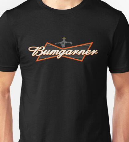 Bumgarner - The King Of Baseball Unisex T-Shirt